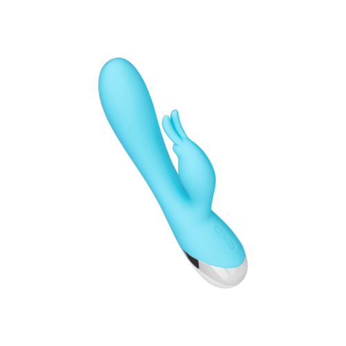 Adam & Eve 'The Silicone Rechargeable Bunny', 19,5 cm