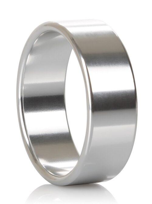 Alloy Metallic: Aluminium Penisring, extra large