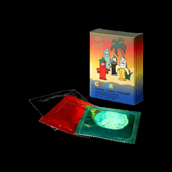 Amor 'Color Aroma', 52 mm, 3 Stück