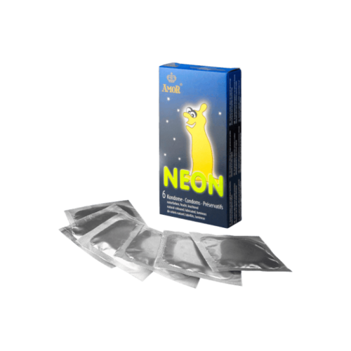 Amor 'Neon', 52 mm, 6 Stück