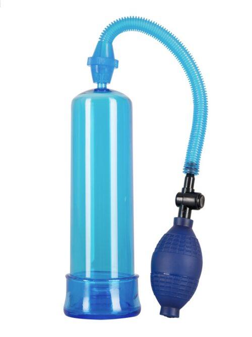 Bang Bang: Penispumpe, blau