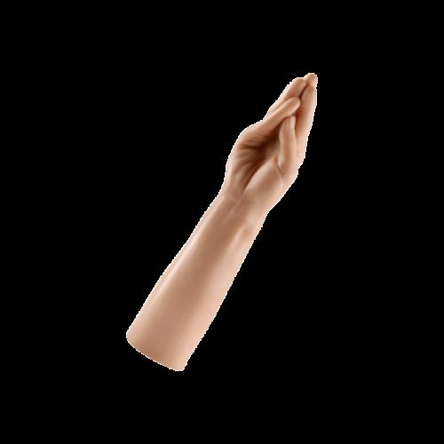 Bestseller Realistischer Handdildo, 34,5 cm
