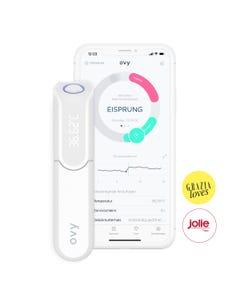 Bluetooth Thermometer - Weiß