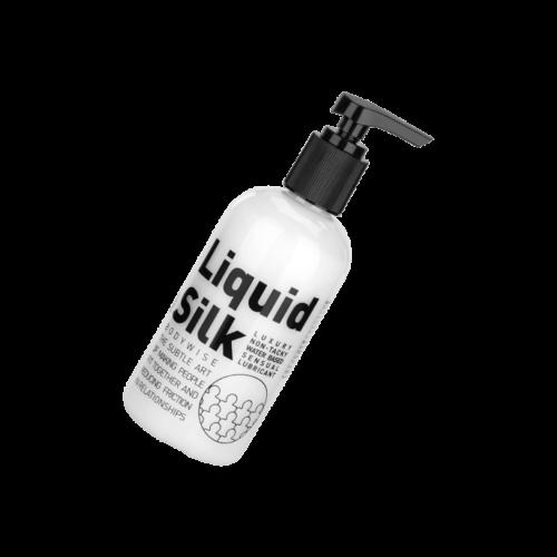 Bodywise 'Liquid Silk', wasserbasiert, 250 ml