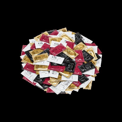 EIS 'Markenkondome Mix', 100 Stück, 53 mm