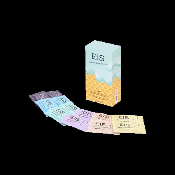 EIS 'Markenkondome Mix', 18 Stück, 53 mm
