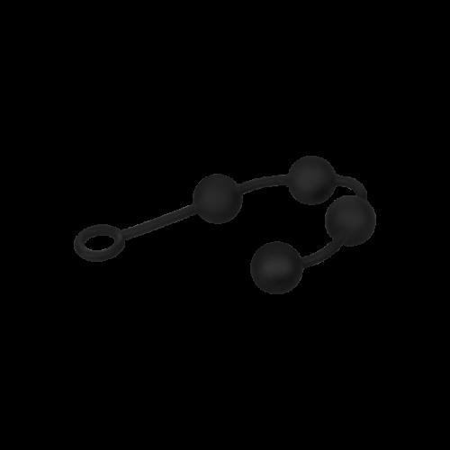 EIS XXL-Analkette aus Silikon, 48,5 cm