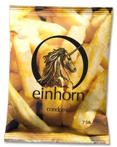 Einhorn Kondome - Foodporn