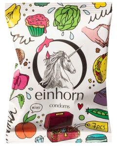 Einhorn Kondome - Muschigegenstände
