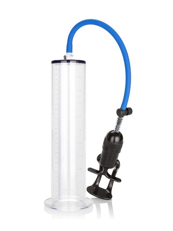 Executive Big Mans Pump: Penispumpe, transparent