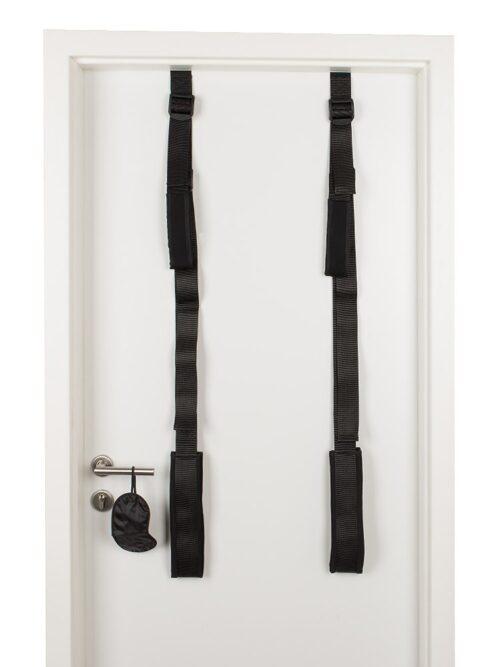 Fetish Fantasy Door Swing: Liebesschaukel, schwarz
