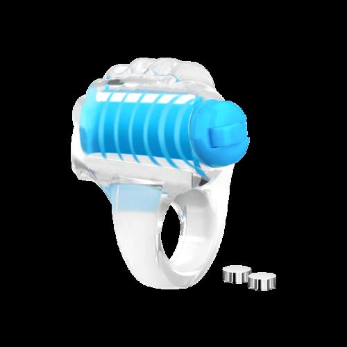 Fingervibrator mit Lamellen, 2,5-6,5 cm