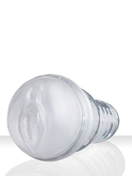 Fleshlight Ice Lady Crystal: Masturbator