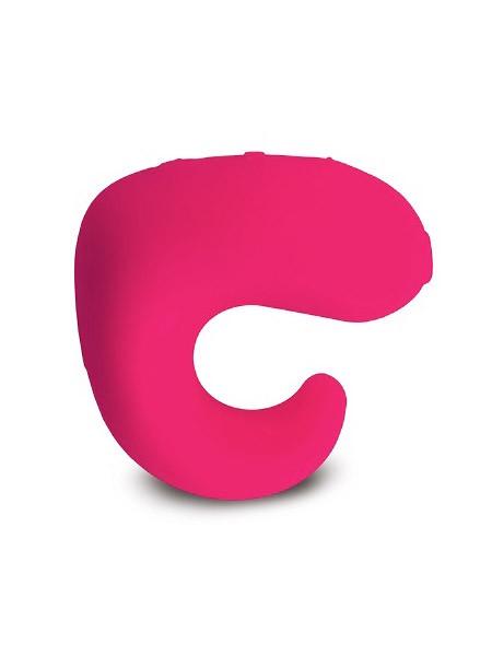 G-Ring: Fingervibrator und Fernbedienung für G-Plug, pink