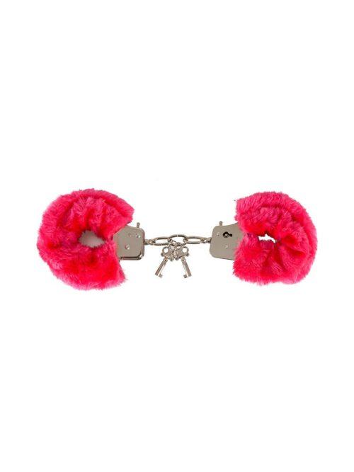 Handschellen: Love Cuffs Rot