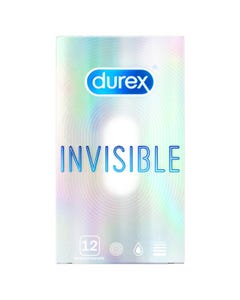 Invisible - 12 Stk.