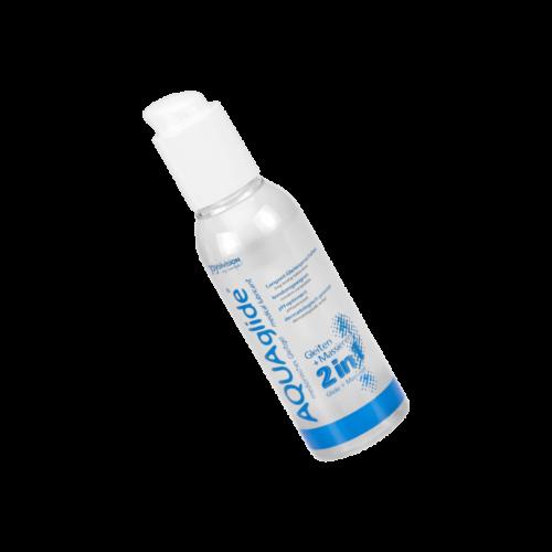 JOYDIVISION AQUAglide 2 in 1', wasserbasiert, 125 ml