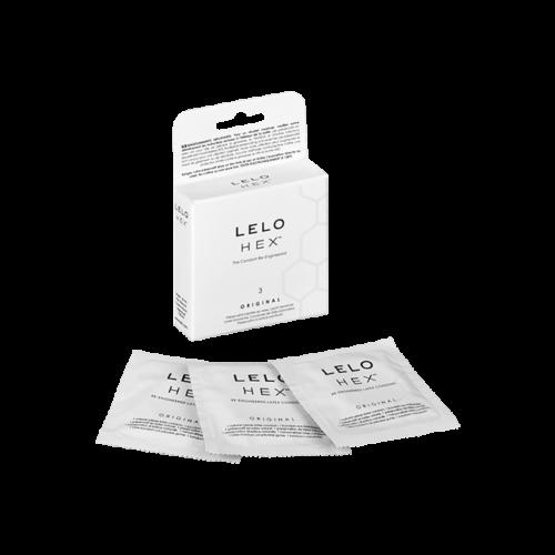 LELO 'Hex', 54 mm, 3 Stück