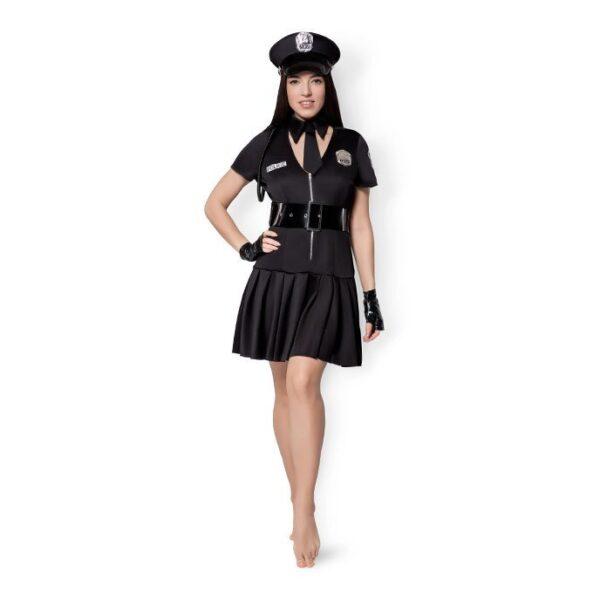 Leg Avenue 'Arresting Officer', 6 Teile