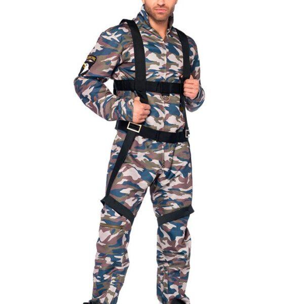 Leg Avenue Fallschirmjäger Uniform, 2 Teile
