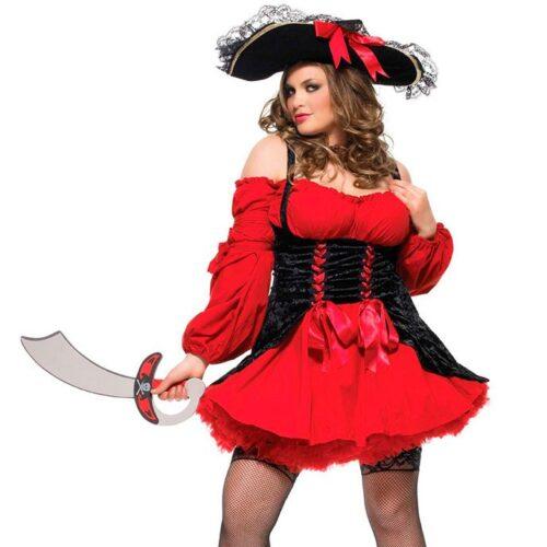 Leg Avenue 'Vixen Pirate Wench'