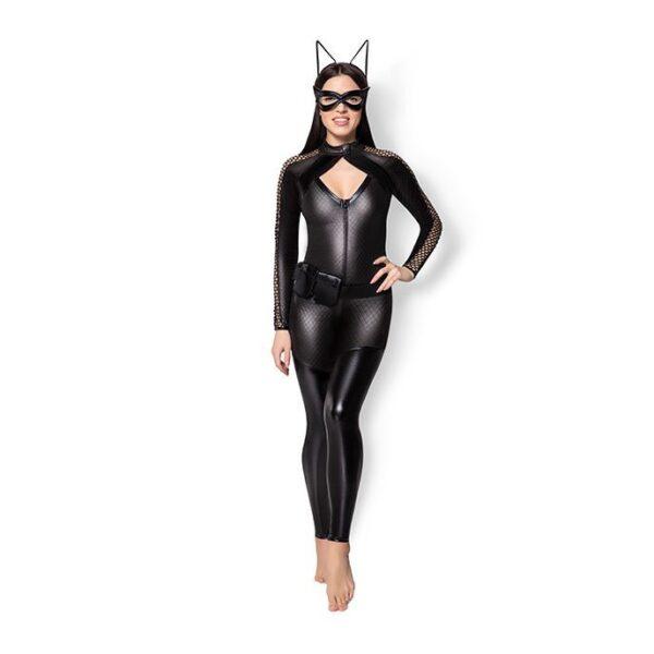 Leg Avenue 'Wicked Kitty', 4 Teile