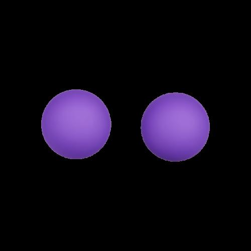 Luxe 'Double O Kegel Balls', 3,3 cm