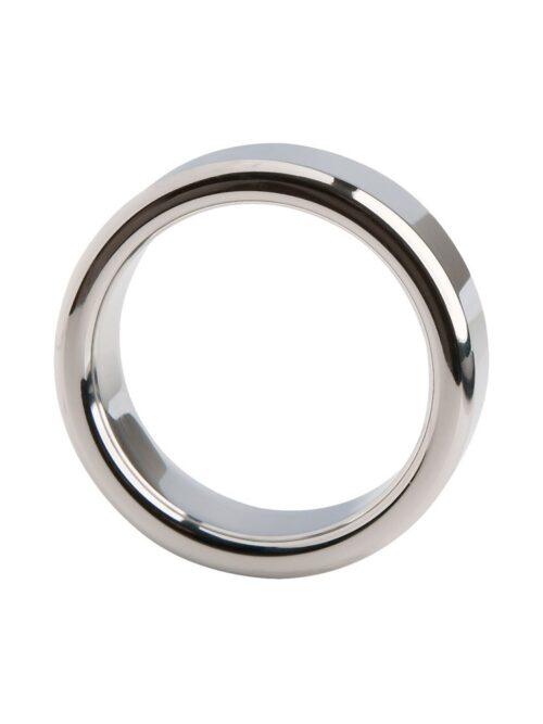 Malesation Metal Ring Professional: Edelstahl-Penisring (44mm)