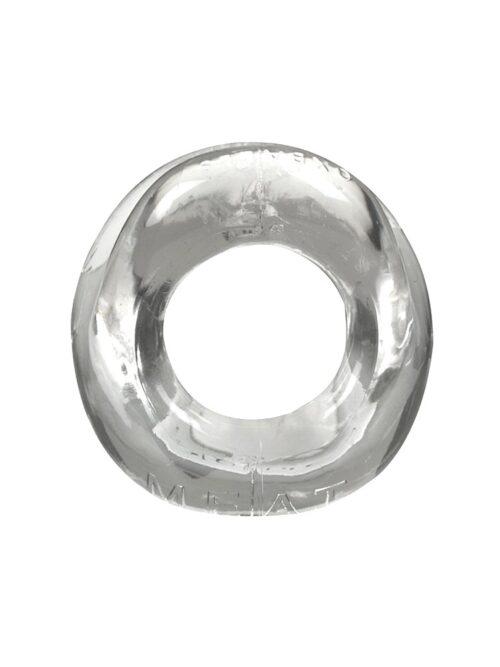 Meat Bigger Bulge Cock Ring: Penisring, transparent