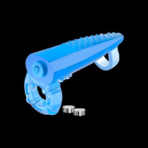 Penisvergrößerer mit Vibrator - Penisring