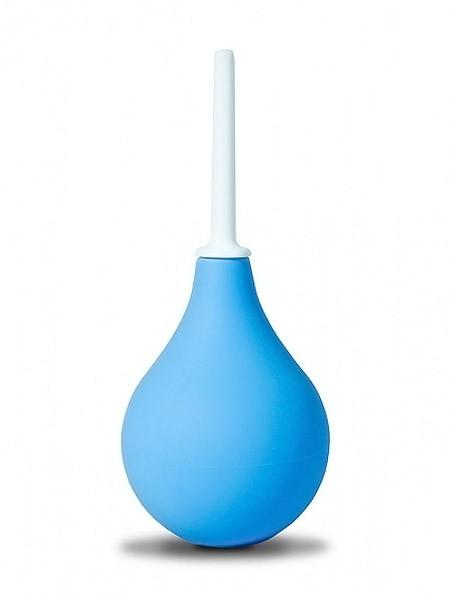 RelaXxxx: Analdusche mit Klistierrohr 145 ml, blau