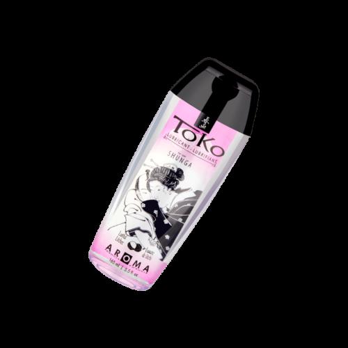 SHUNGA 'Toko Lustful Litchee', wasserbasiert, 165 ml