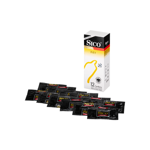 SICO 'Dry', 52 mm, 12 Stück