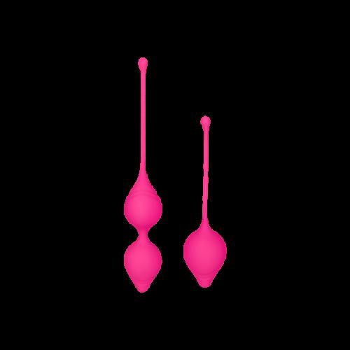 SToys 'Loveball Set', 2 Teile, 3 - 3,5 cm