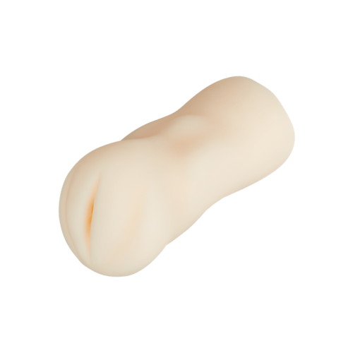 Schlichter Vagina-Masturbator, 13,5 cm