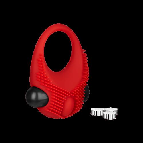 Vibro-Penisring aus Silikon, 3-5 cm