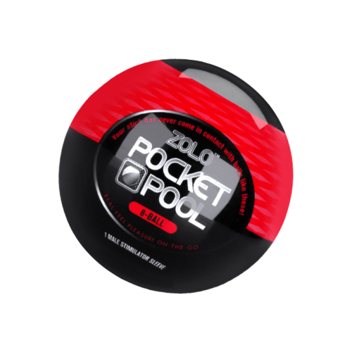 ZOLO 'Pocket Pool 8 Ball', 5,8 cm