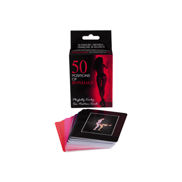 Kheper Games '50 Positions of Bondage'
