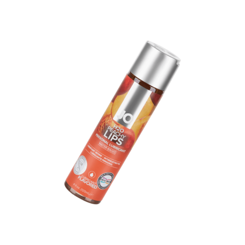 System JO H2O Peachy Lips', wasserbasiert, 120 ml