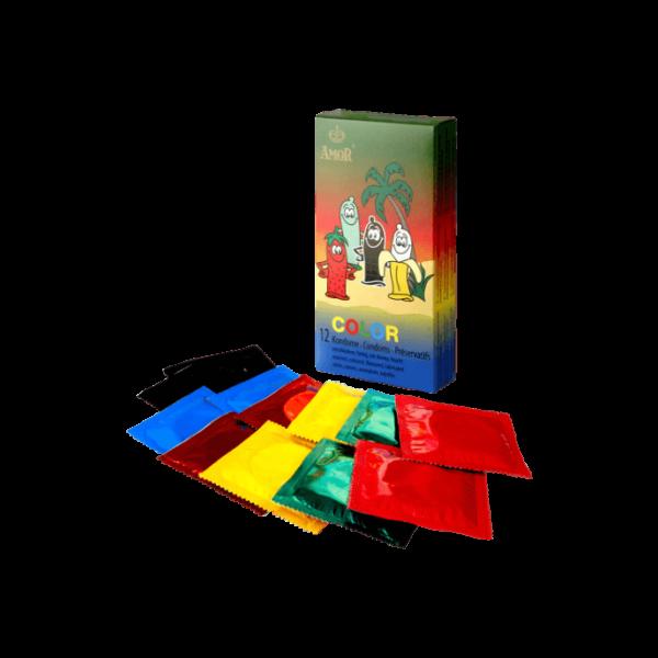 Amor 'Color Aroma', 52 mm, 12 Stück