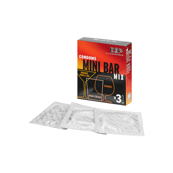 ESP 'Minibar', 52 mm, 3 Stück