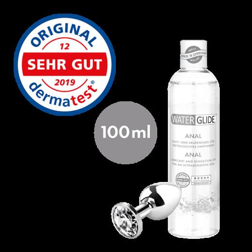 Waterglide 100 ml 'Anal' extra ultra langanhaltend
