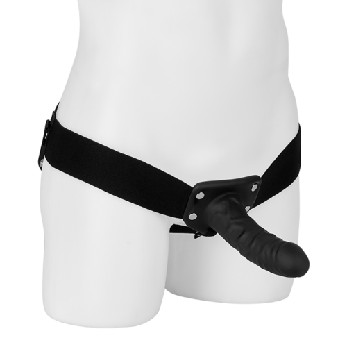 Blush Novelties '6 Inch Hollow Strap On', 16,5 cm