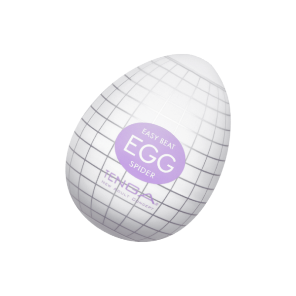 Tenga 'Egg Spider', 6 cm