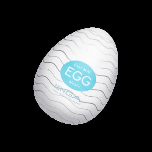 Tenga 'Egg Wavy', 6 cm
