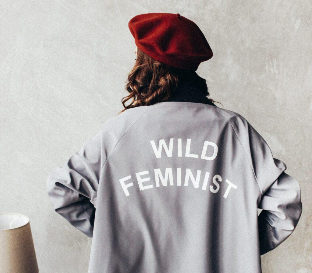 Die Feministin bekommt, was sie verdient