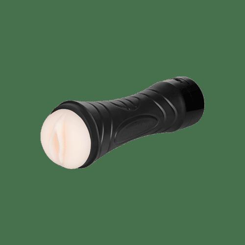 Masturbator mit Vibration, 23,5 cm
