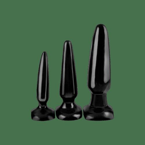 COLT 'Anal Trainer Kit', 3 Teile, 11-16 cm