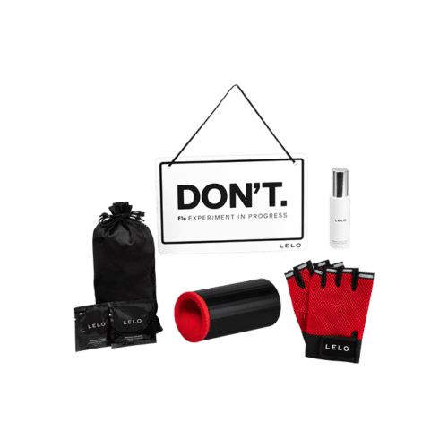 LELO 'F1S - Developer's Kit Red', 7 Teile