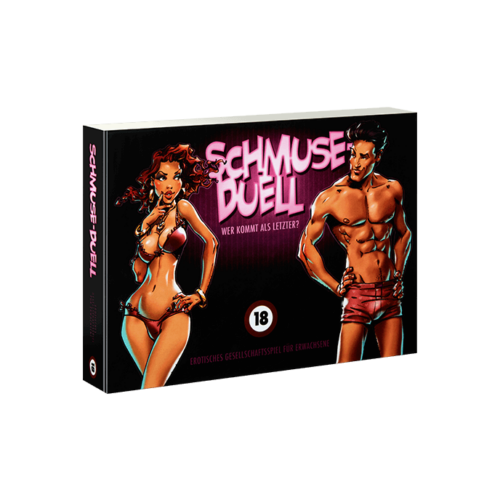 Raspberry Games 'Schmuse-Duell'